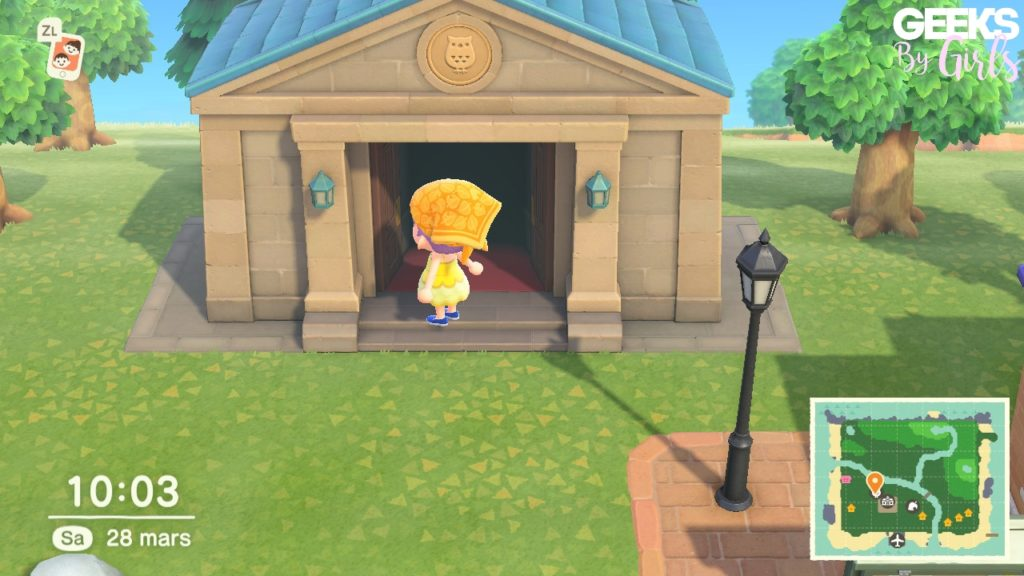 Animal Crossing Switch : Comment débloquer et améliorer les bâtiments