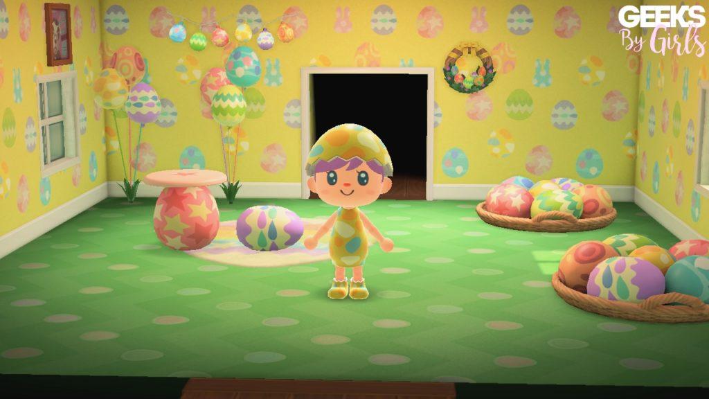 Animal Crossing : Évènement de Pâques