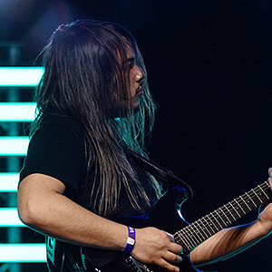 Logan Sechi : guitariste