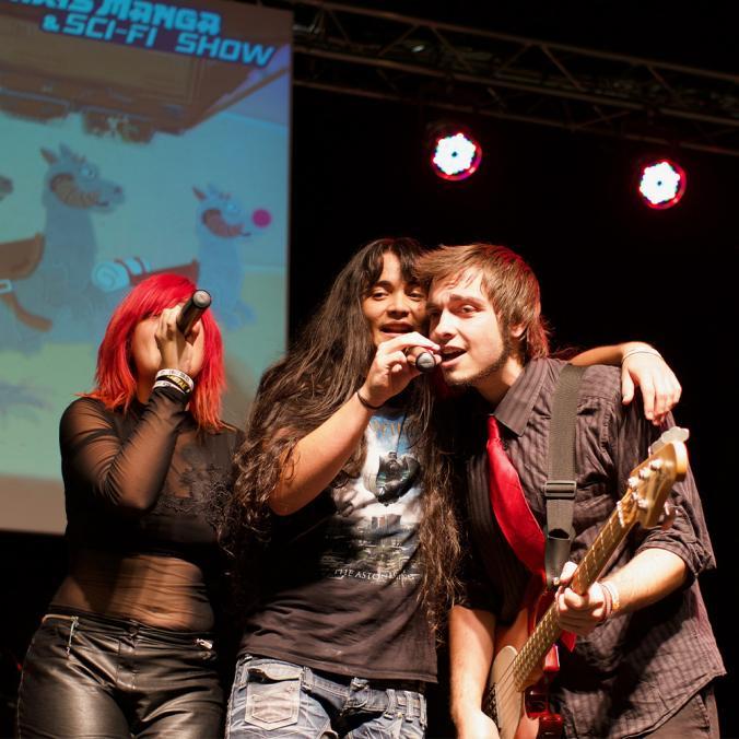 Starrysky : Le groupe de rock d'internet