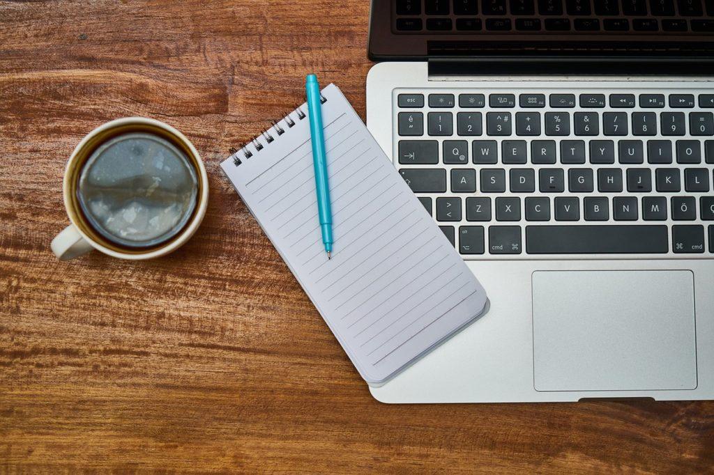 Les métiers du digital : Rédacteur web