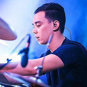 Yûki Takano : batteur