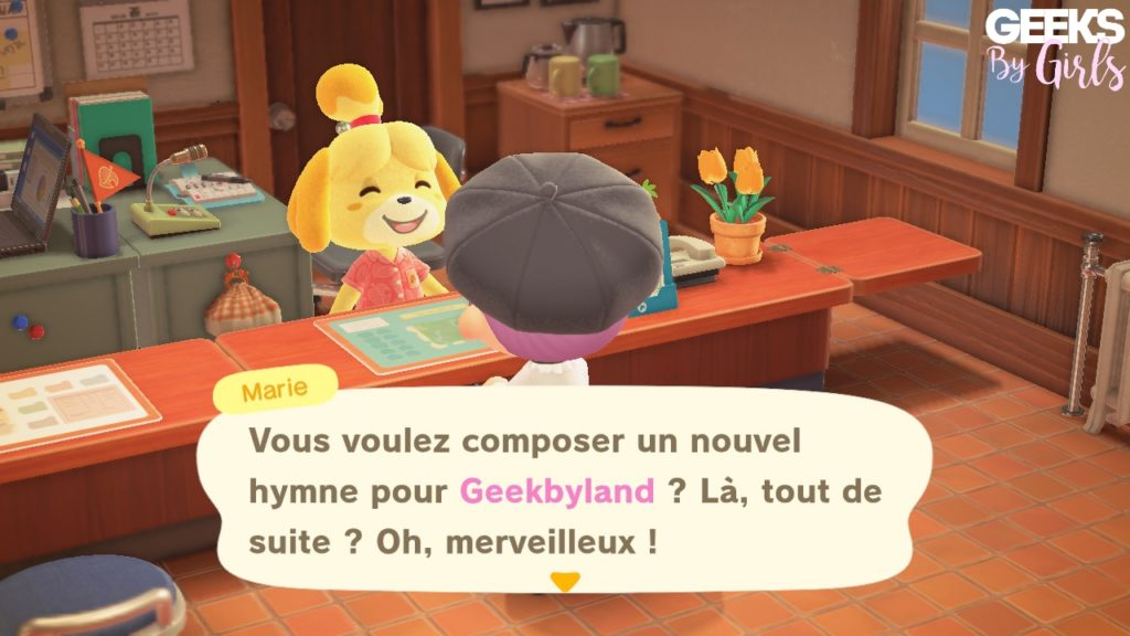 Animal Crossing : Les hymnes