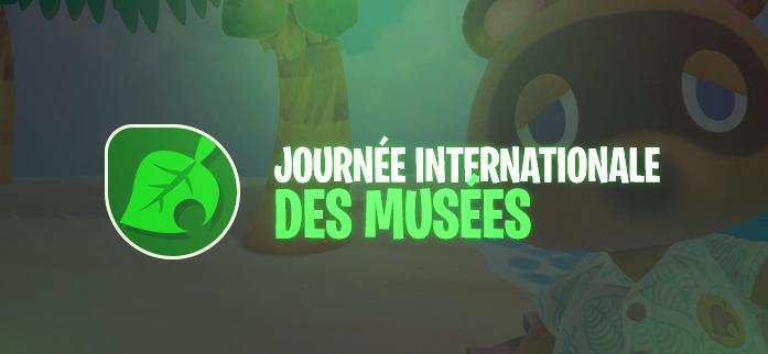 La journée internationale des musées