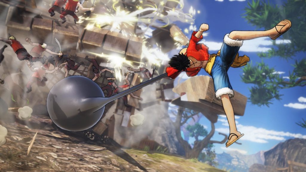 One Piece : Pirate Warriors 4 est un musou basé sur le manga de Eiichirō Oda
