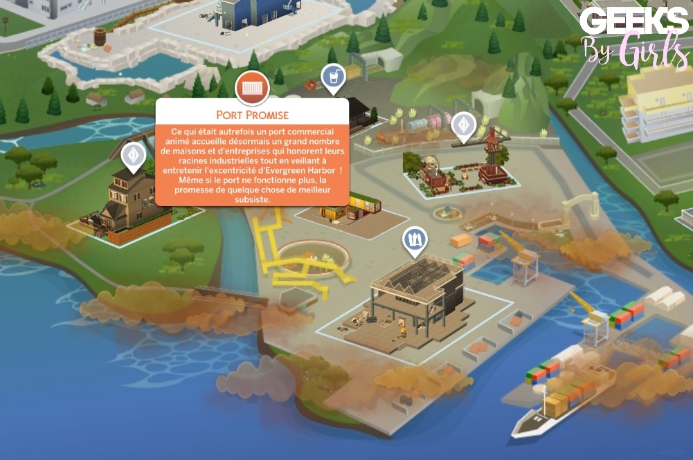 Les Sims 4 : pack Ecologie