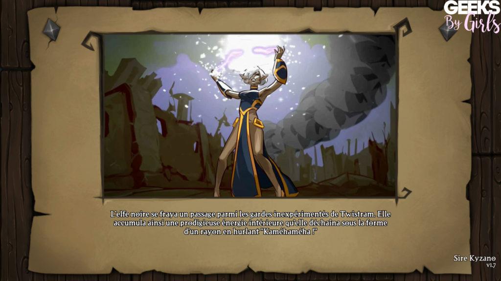 Vous avez toujours rêver de diriger un donjon et d'avoir pleins de créatures à vos ordres, le tout avec humour ? Dungeons III est fait pour vous.