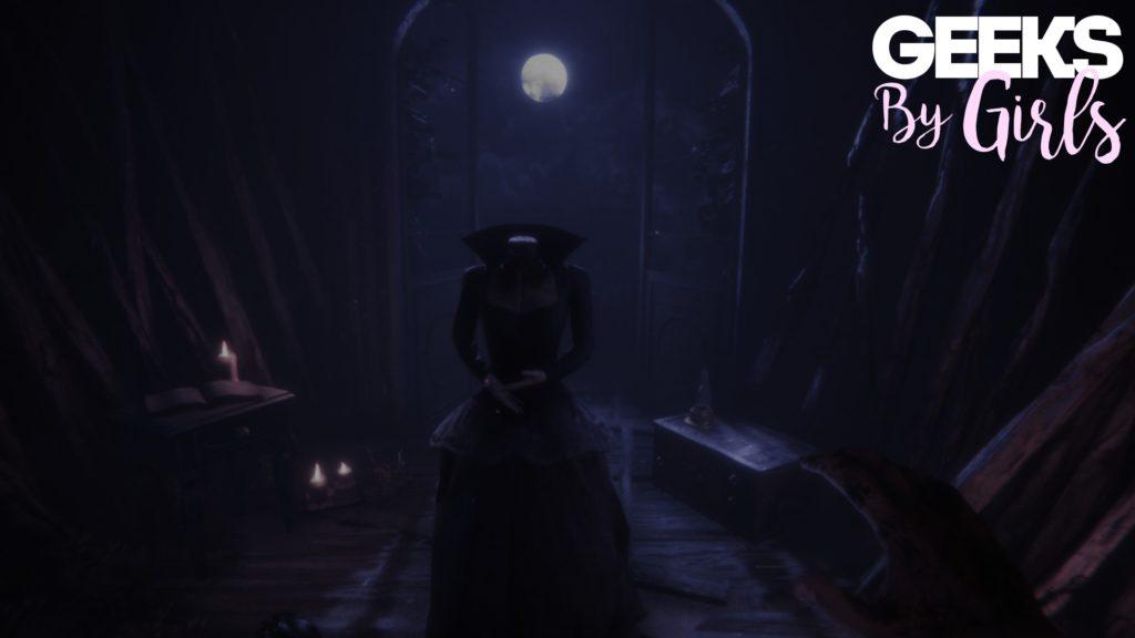 Ambiance dans le jeu Maid of Sker