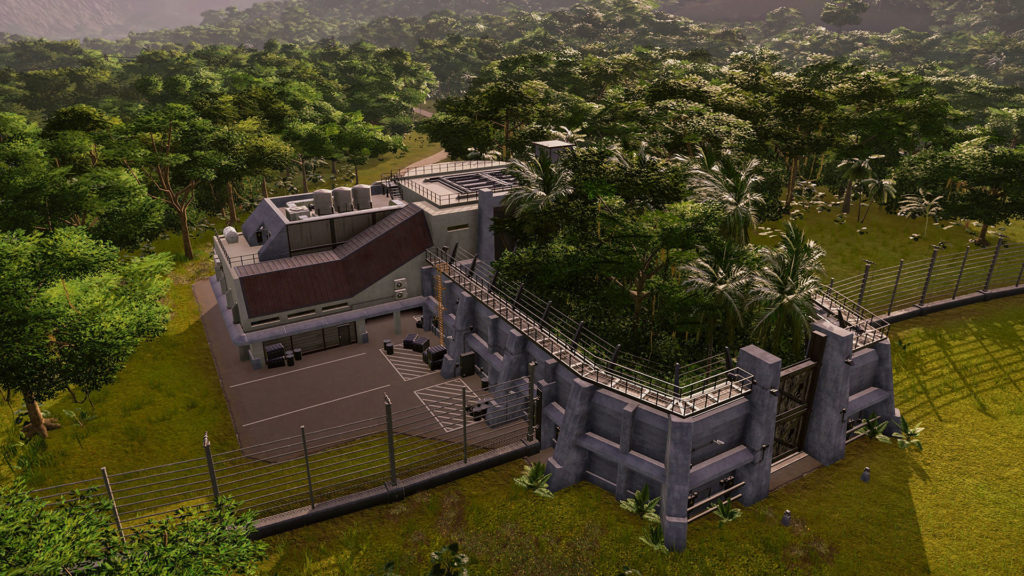 Le film de 1993 a bercé votre enfance ? Venez donc diriger le parc du film dans cette extension nommée Retour à Jurassic Park.