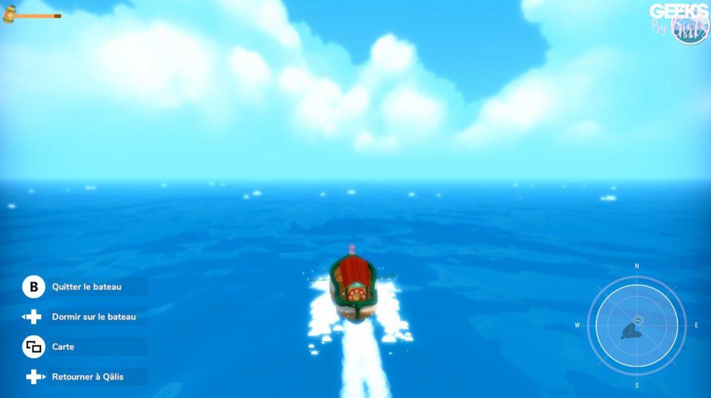 navigation Summer in mara
