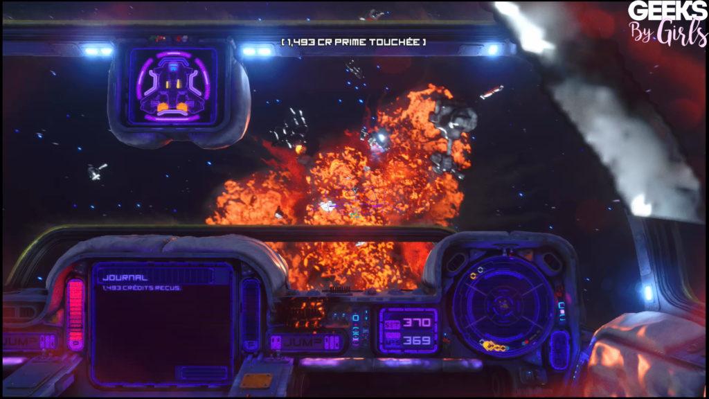 Rebel Galaxy Outlaw vous permet de vivre une folle aventure dans l'espace à la recherche d'une vengeance personnelle.