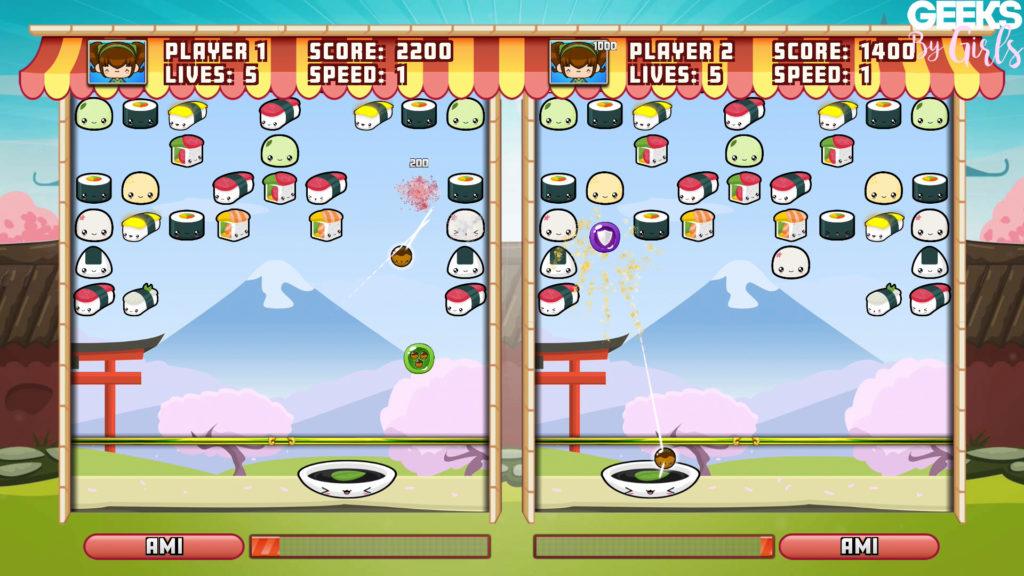 Sushi Break Head to Head est un casse-brique rétro possédant une direction artistique très mignonne. Voici le guide pour atteindre le 100%.