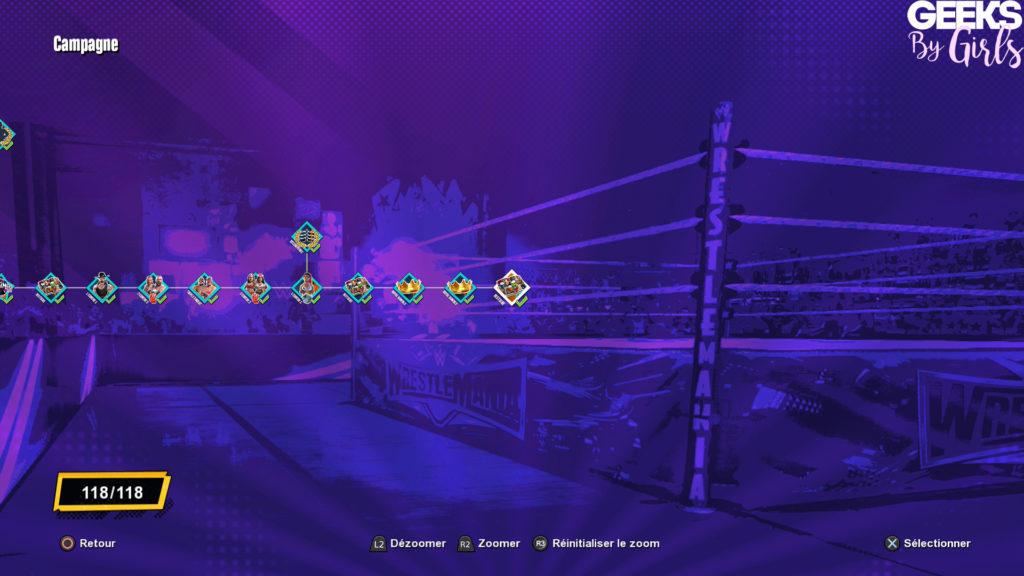 Voici le guide des trophées de WWE 2K Battlegrounds afin de débloquer tous les trophées du jeu. Rires et Chockeslams garantis.