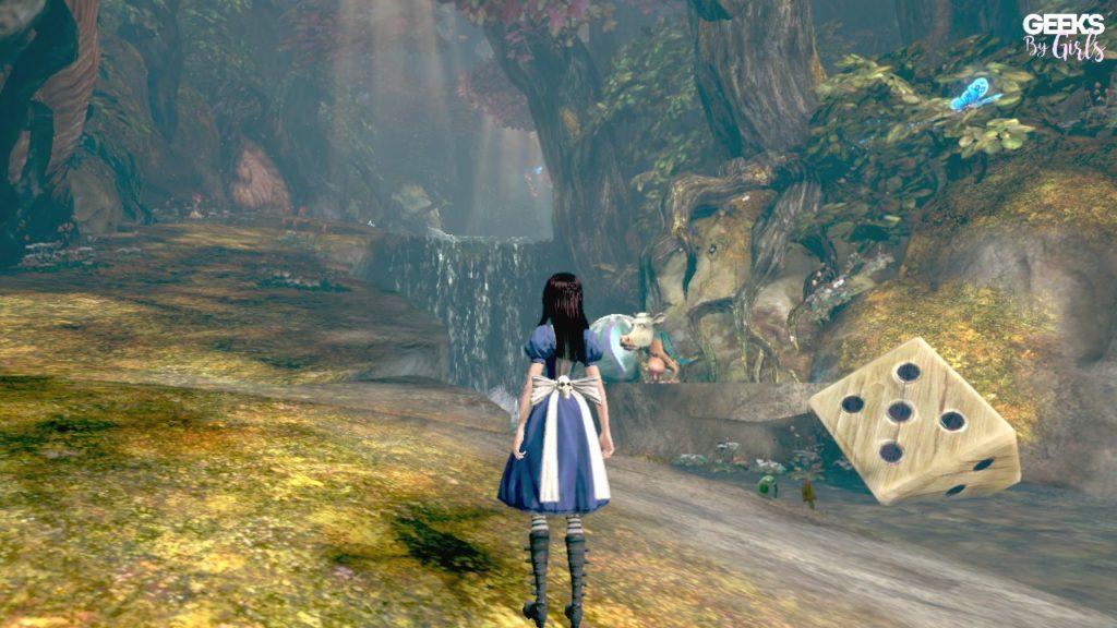 Alice, retour au pays de la folie