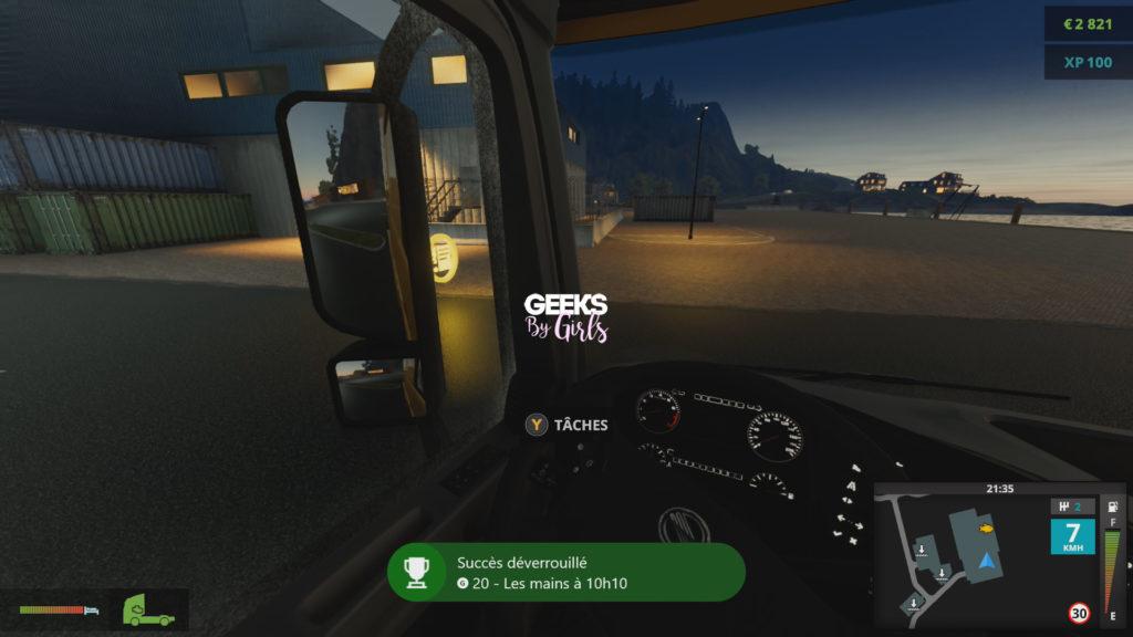 Vous aimez parcourir les routes à bord de votre camion ? Voici un guide des succès de Truck Driver afin de débloquer le 100%.