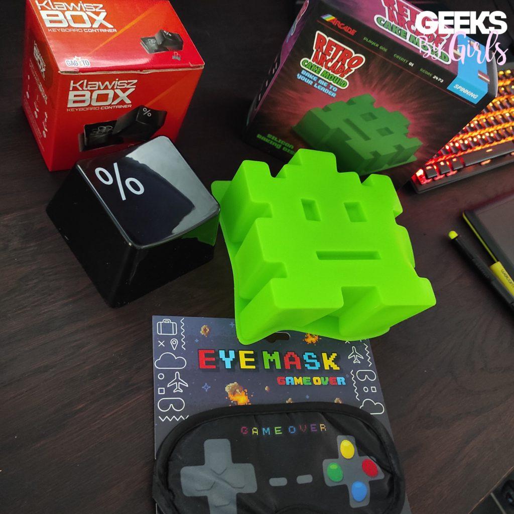 Contenu de la Good Game Box