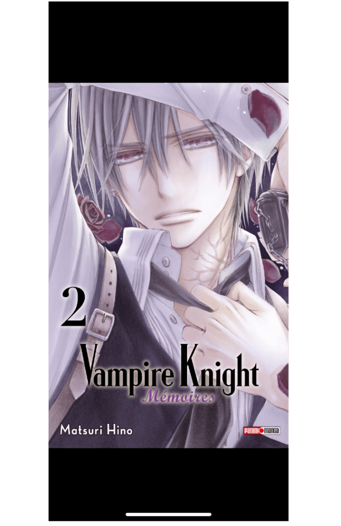 Couverture Vampire Knight Mémoires - Tome 2
