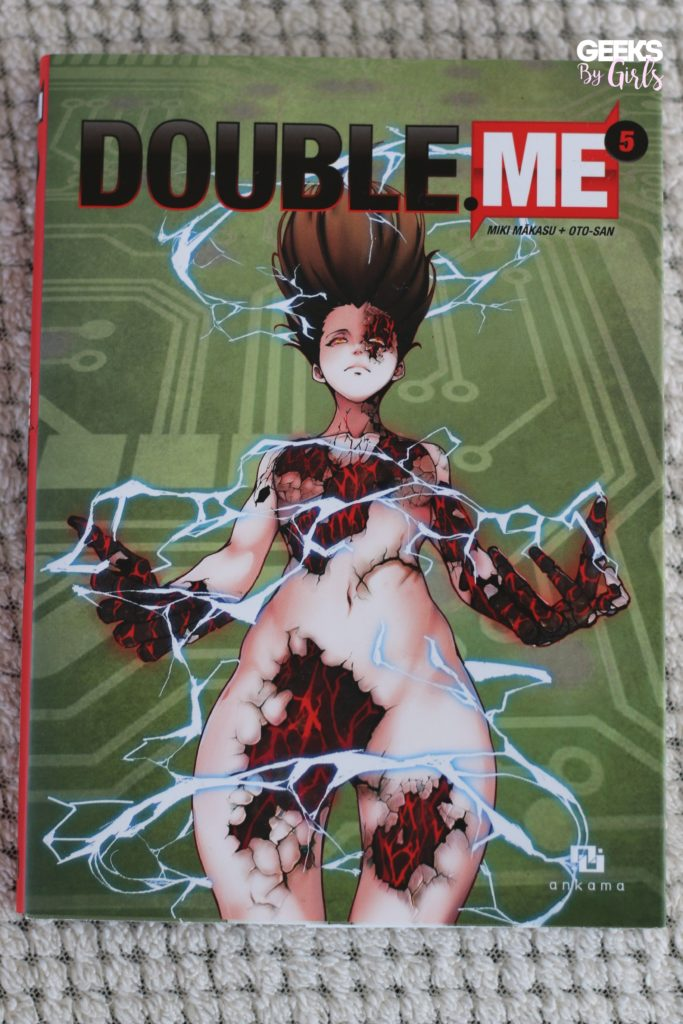 Double.me Tome 5 couverture
