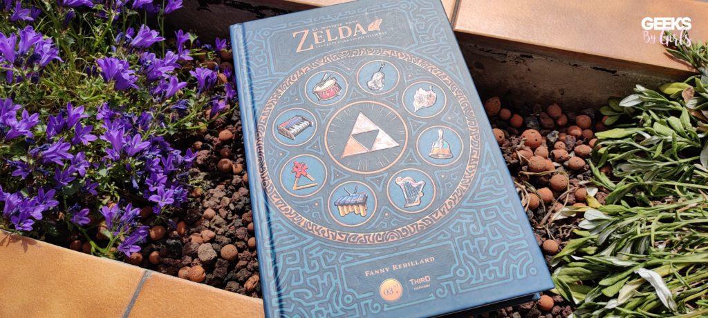 La musique dans Zelda - Les clefs d'une épopée Hylienne - Couverture