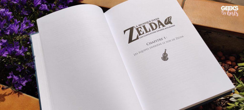 Les équipes derrière le son de Zelda