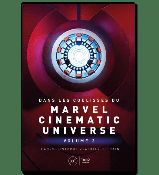 Couverture du livre Marvel Cinematic Universe Volume 2