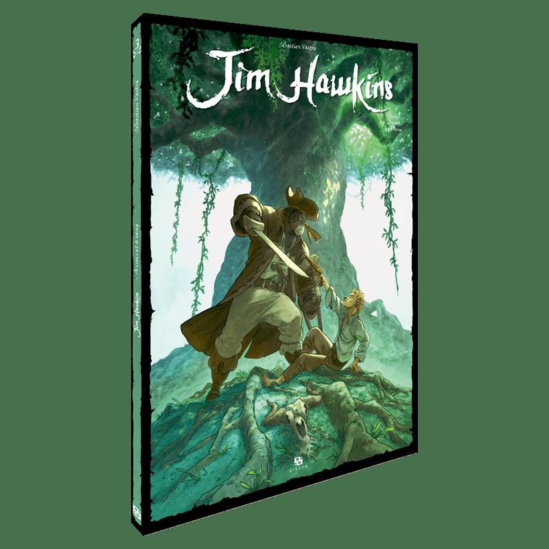 Jim Hawkins T3: À crocs et à sang