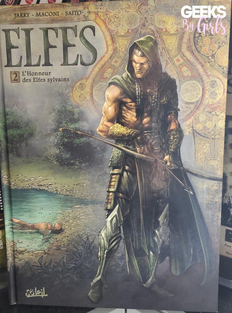 Elfes Tome 2 L'honneur des Elfes sylvains