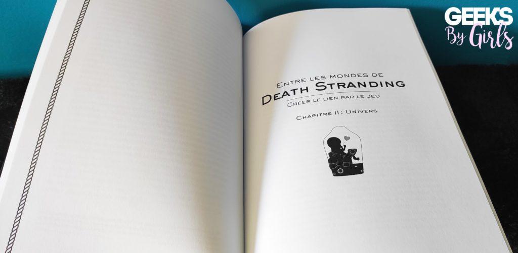 Death Stranding, chapitre II