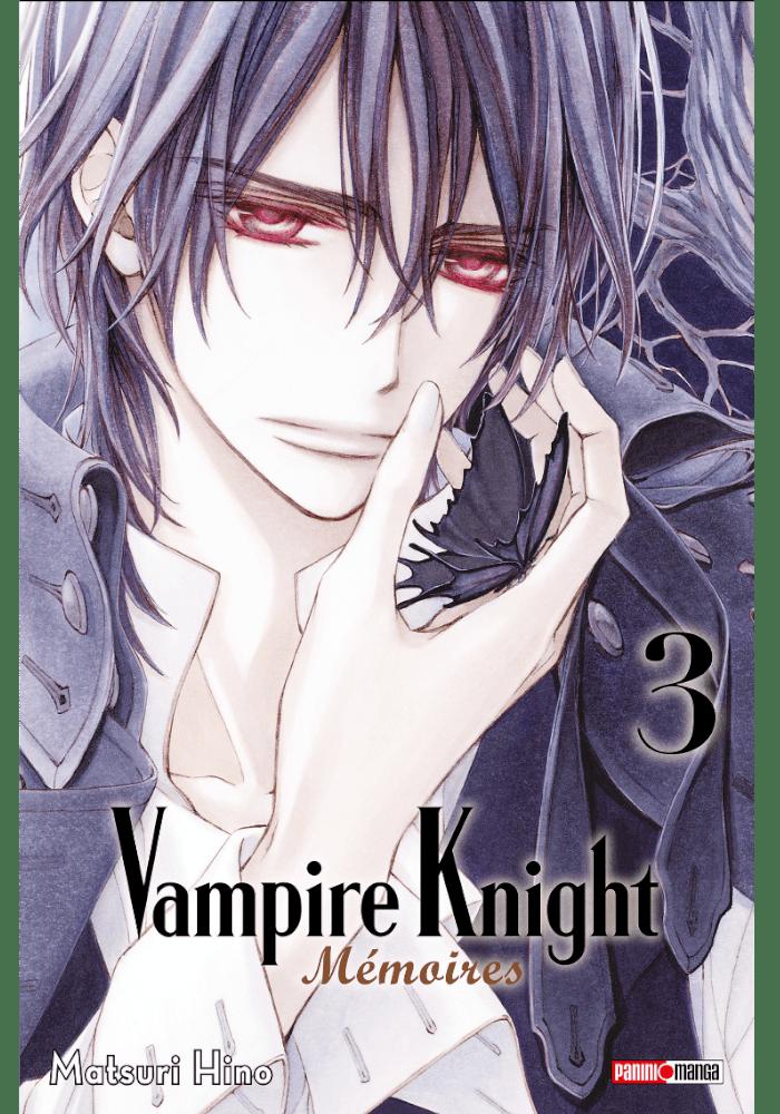 Couverture de Vampire Knight Mémoires T3