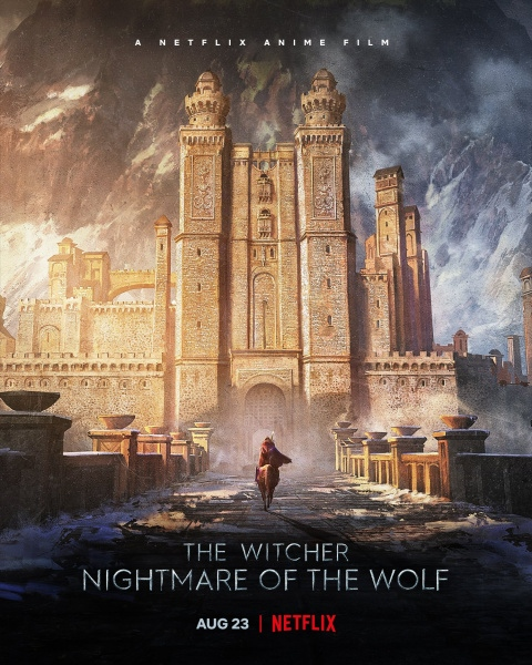 The Witcher Nightmare of Wolf Netflix