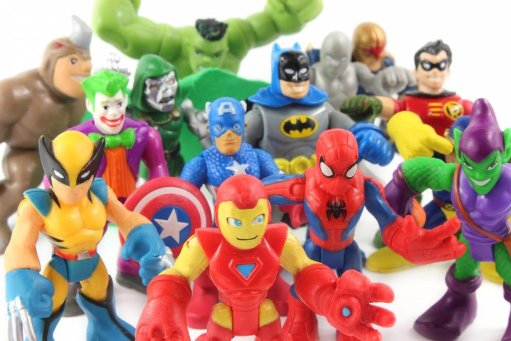 figurines jouets