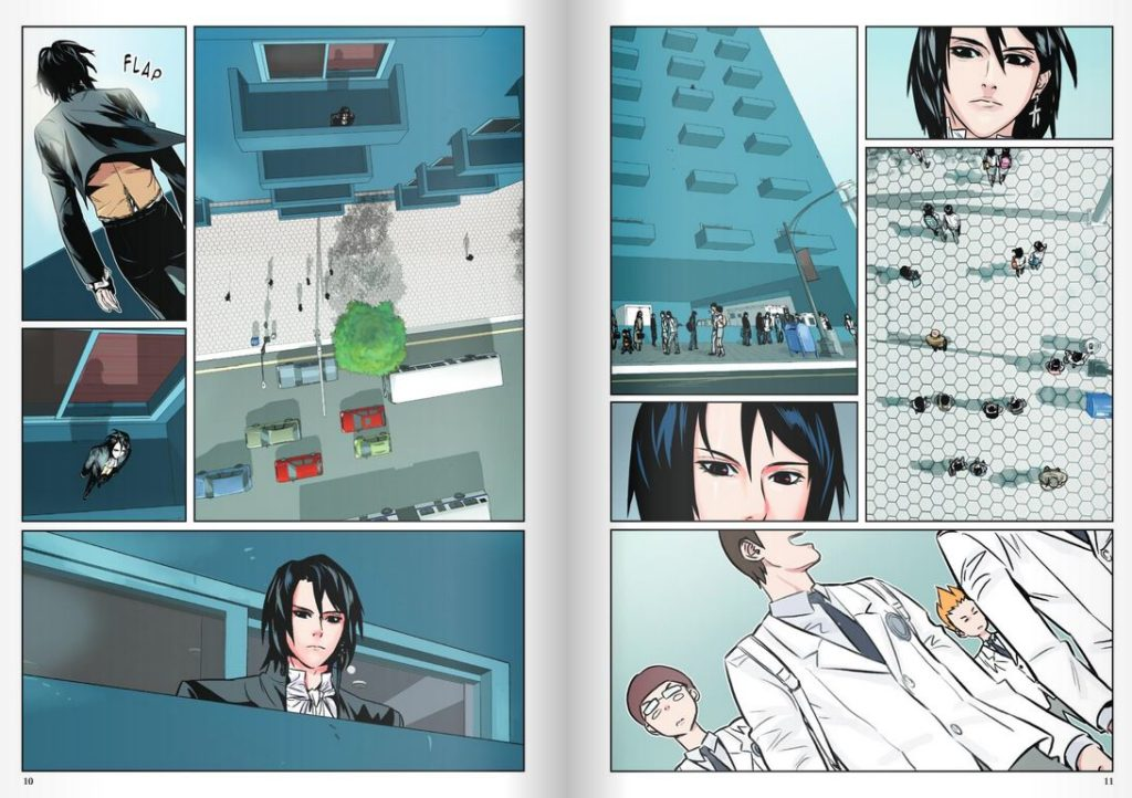 Noblesse tome 1
