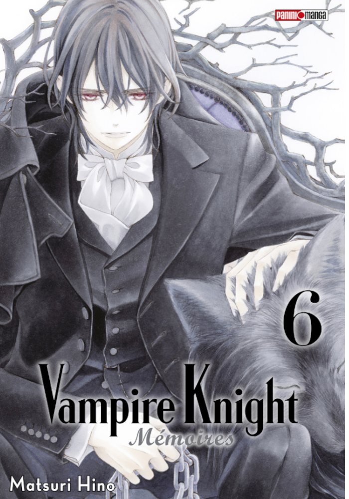 Vampire Knight Mémoires Tome 6 - Couverture