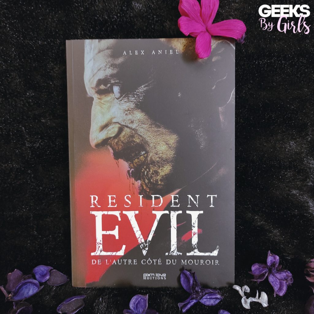 Resident Evil - De l'autre côté du mouroir, image de couverture