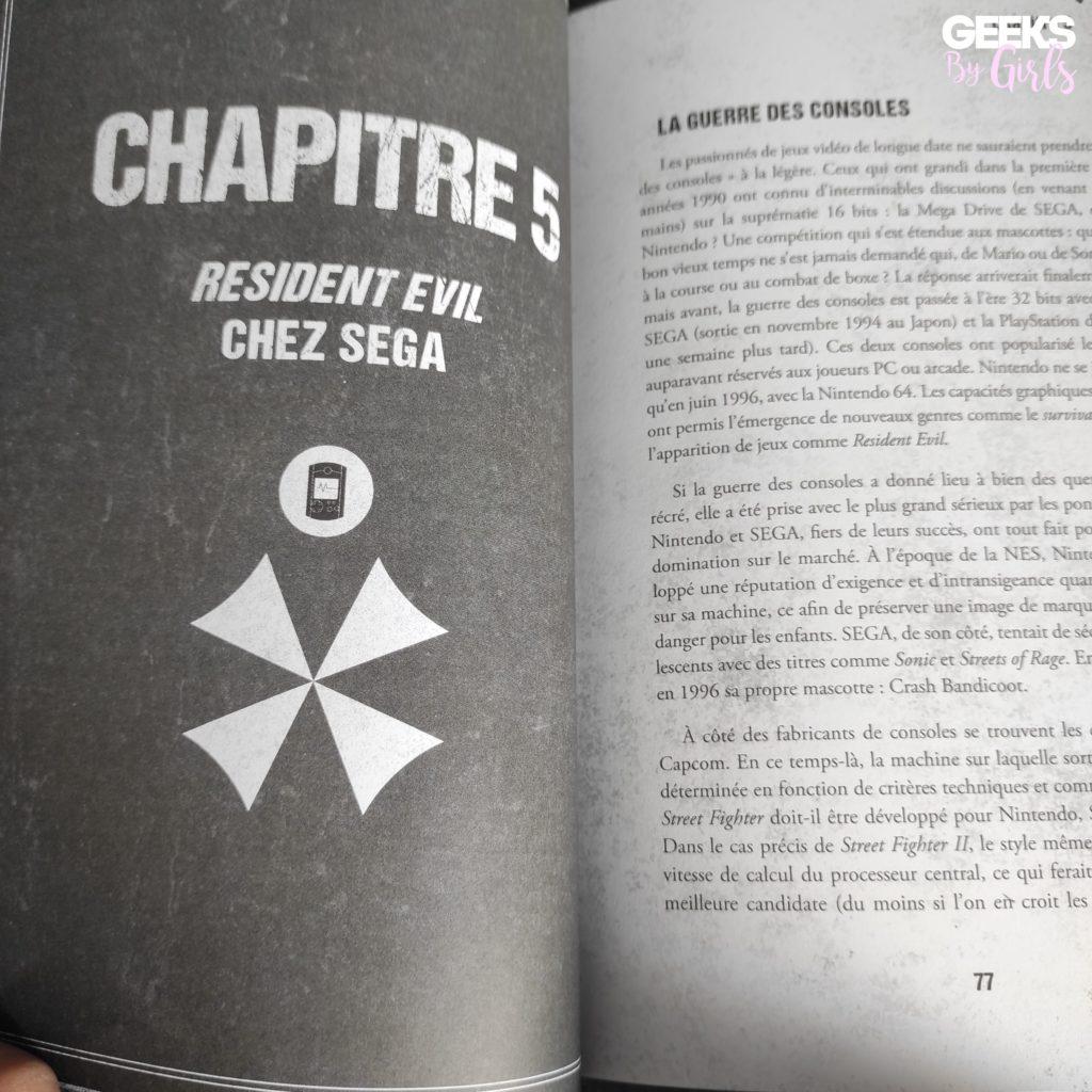 Resident Evil - De l'autre côté du mouroir, chapitre 5