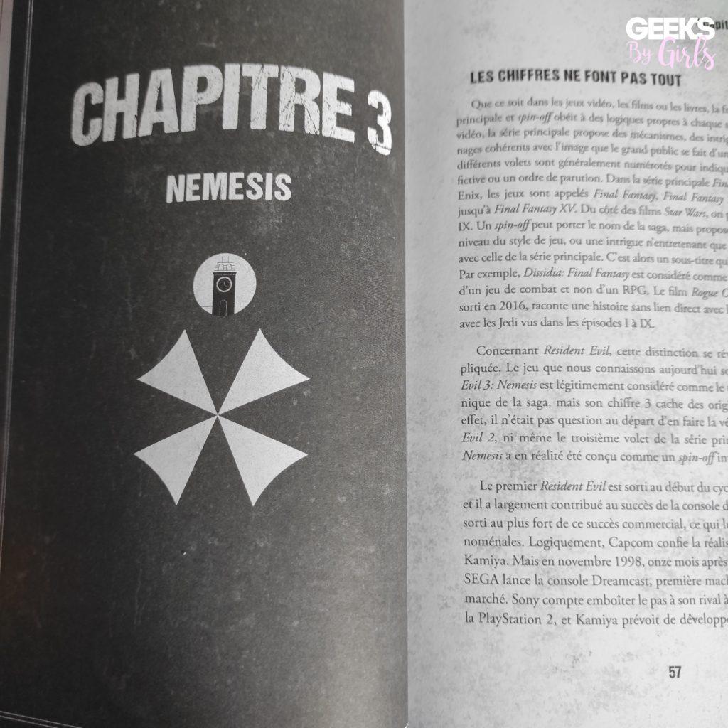Resident Evil - De l'autre côté du mouroir, chapitre 3