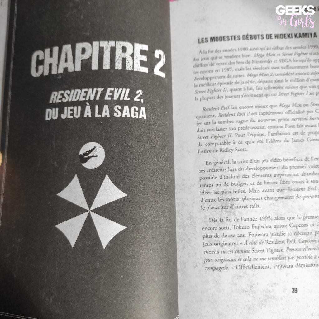 Resident Evil - De l'autre côté du mouroir, chapitre 2