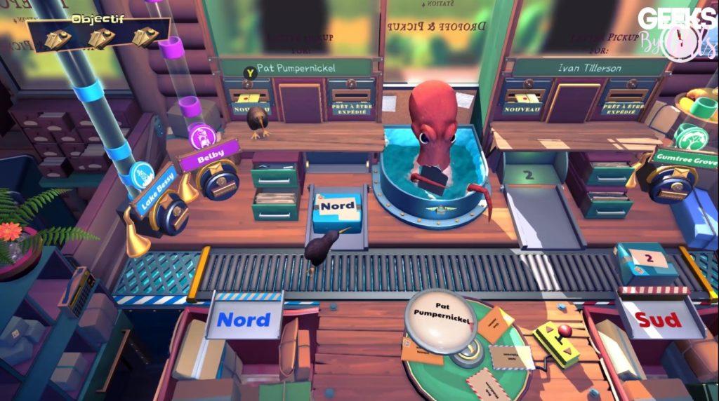 KeyWe, image du jeu