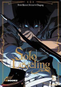 Découvrez notre avis sur Solo Leveling, Tome 3 une adaptation française de la Webtoon . Un gros coup de coeur que je recommande !